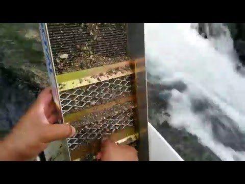 """Como y Donde Buscar Oro: Prospección de Verano """"Buscando en el Arroyo 2"""" - YouTube"""