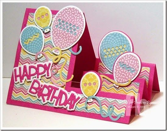 1214 best stampin up birthday stamp sets and card ideas Which side does a stamp go on