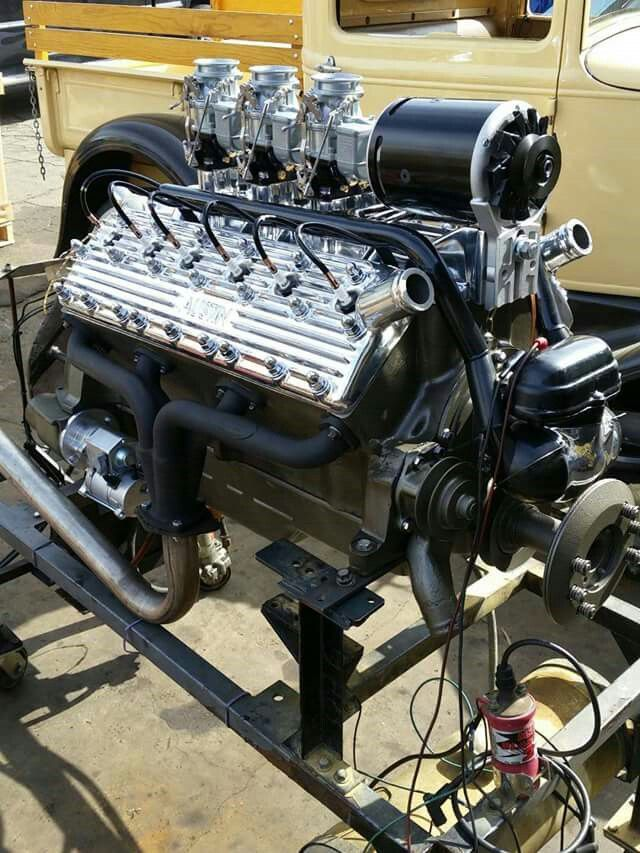 97 Chevy Alternator Wiring Diagram Austin Heads On Lincoln V12 Done By H Amp H Flatheads