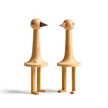 Furniture: Isidro Ferrer and LZF