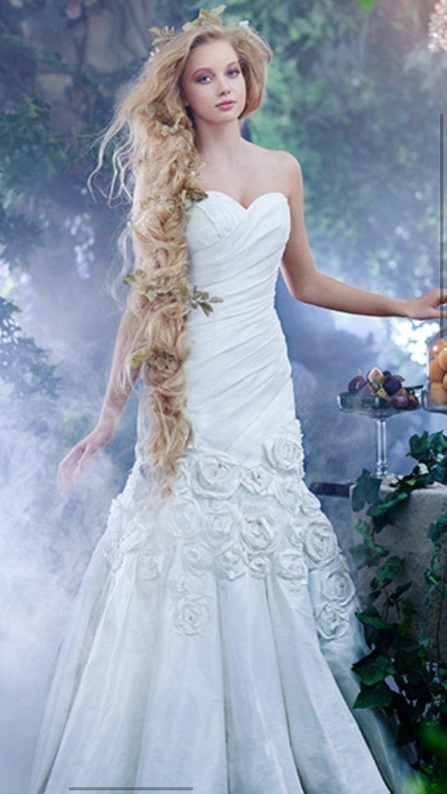 9 best Disney wedding dresses images on Pinterest | Disney ...