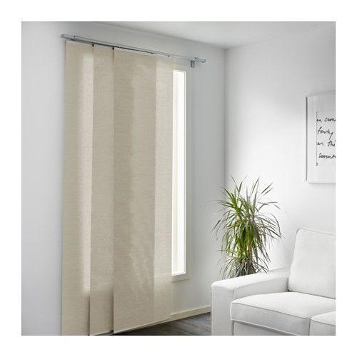 15 besten gardine bilder auf pinterest fl chenvorh nge gardinen und jalousien. Black Bedroom Furniture Sets. Home Design Ideas