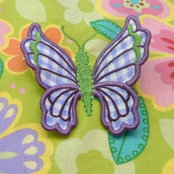 3D Winged Butterfly Set « Oma's Place