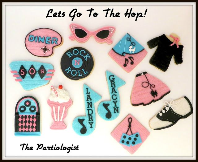 The Pariologist: Let's Go To The Hop! - 26 Best 50's Rock N Roll Party Images On Pinterest
