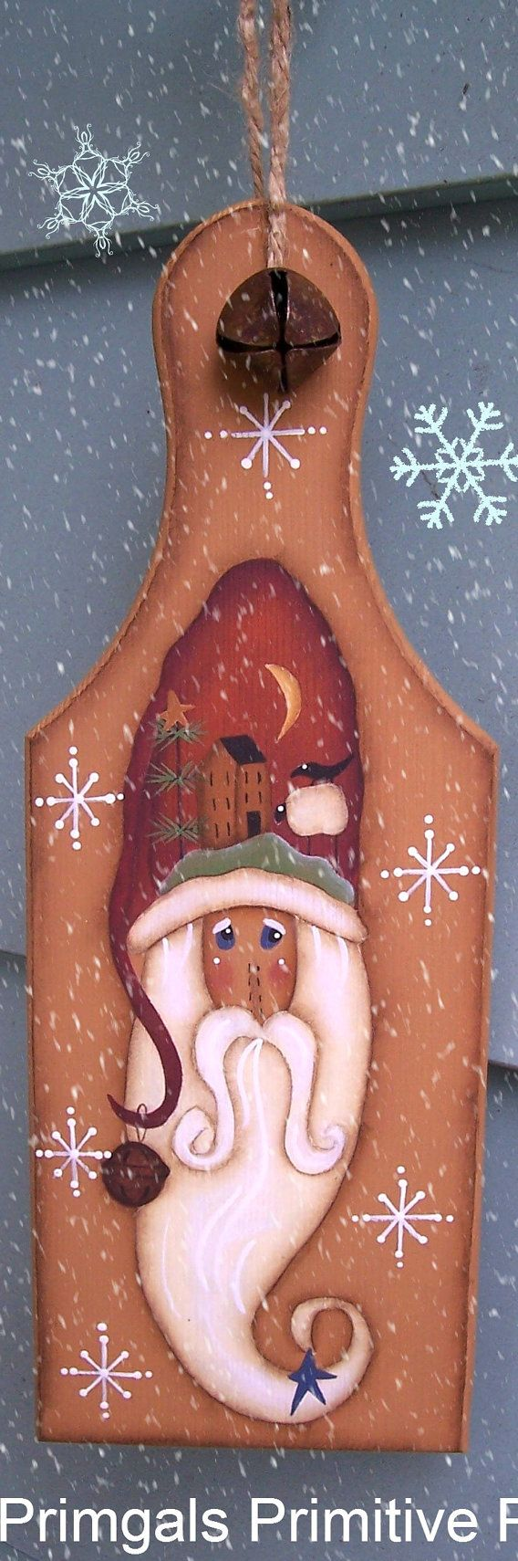 Handpainted Seasonal Home Decor and Scrapbook by ToleTreasures