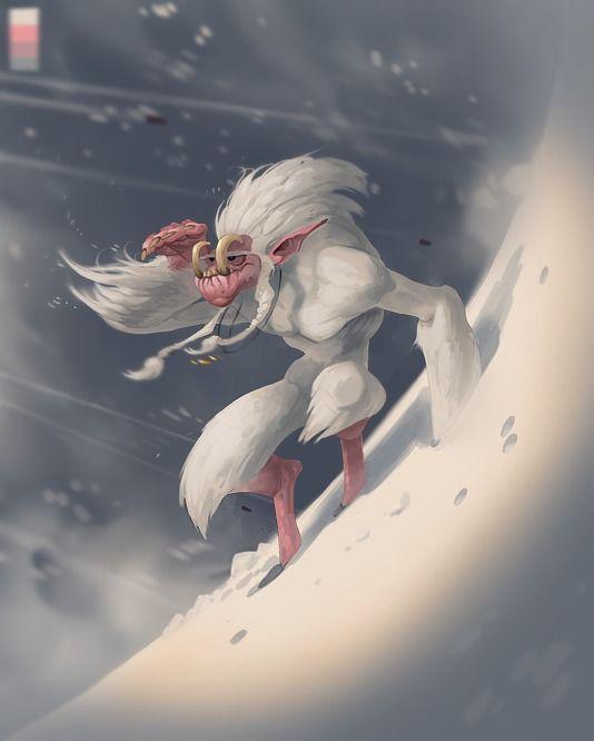 Cool Character Illustrations by Arthur Gimaldinov