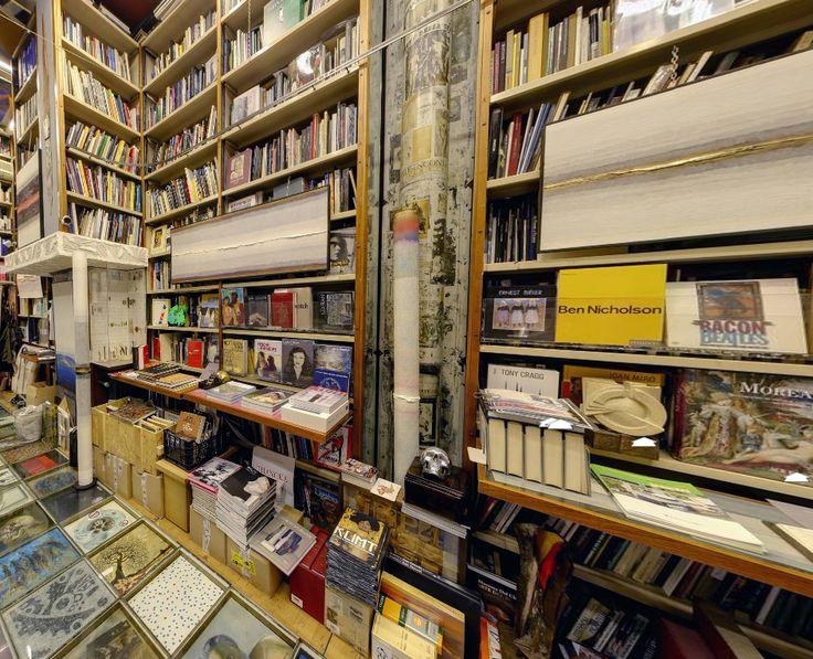 Milan: Historical Bocca Bookshop in Galleria Vittorio Emanuele (Italy) by Pietro Madaschi https://www.360cities.net/image/milan-galleria-bocca-bookshop#-219.18,2.67,108.0