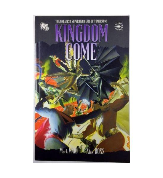 For Sale Kingdom Come - TPB (1997) #DCComics - Posting Worldwide. Please see link for more details. #GreenLantern #Batman #Superman #Flash #GreenLantern #JusticeLeague #JLA