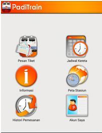 padi train aplikasi 1