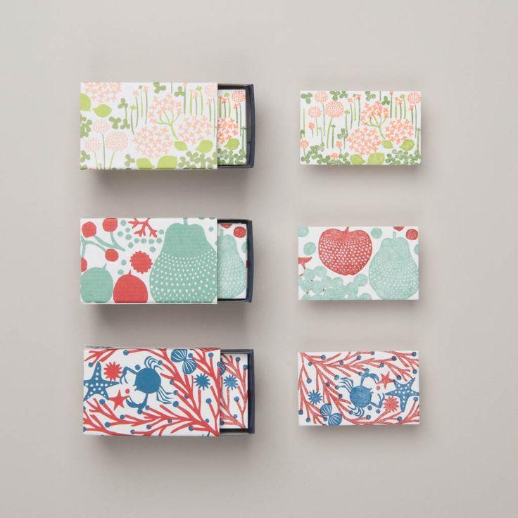 japanische Mini-Notizkarten (20 St.)