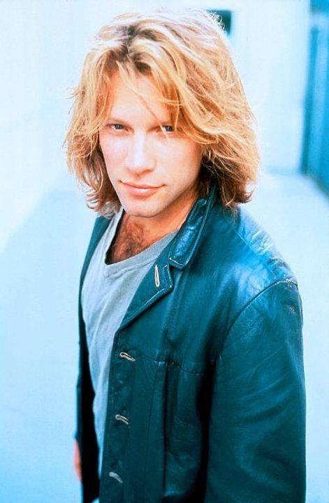 Jon Bon Jovi-1990's
