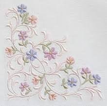Resultado de imagem para delicados bordados