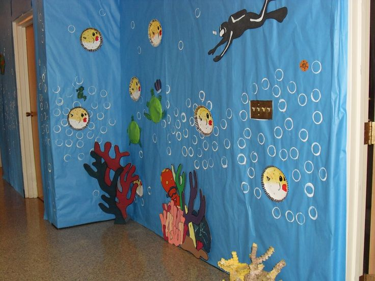tammycookblogsbooks: VBS Vacation Bible School Ideas For Underwater Theme