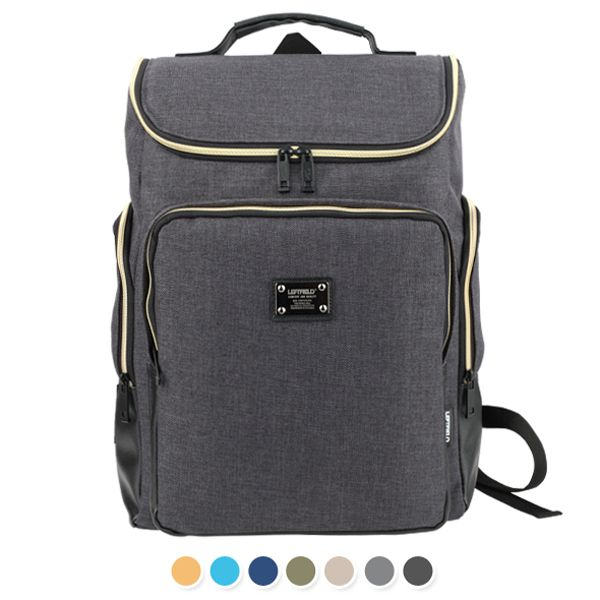 Best College Backpacks Business Laptop Backpack for Men LEFTFIELD 618 | chanchanbag.com | Design makes you feel satisfied Stylish Best College Backpacks
