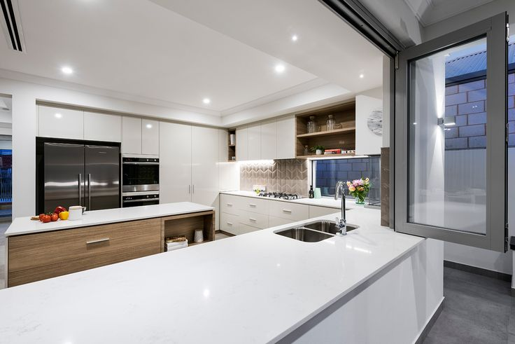 Home Builders Australia | Kitchen | Servery Window | Display Home | New Homes | Inspiration | Design