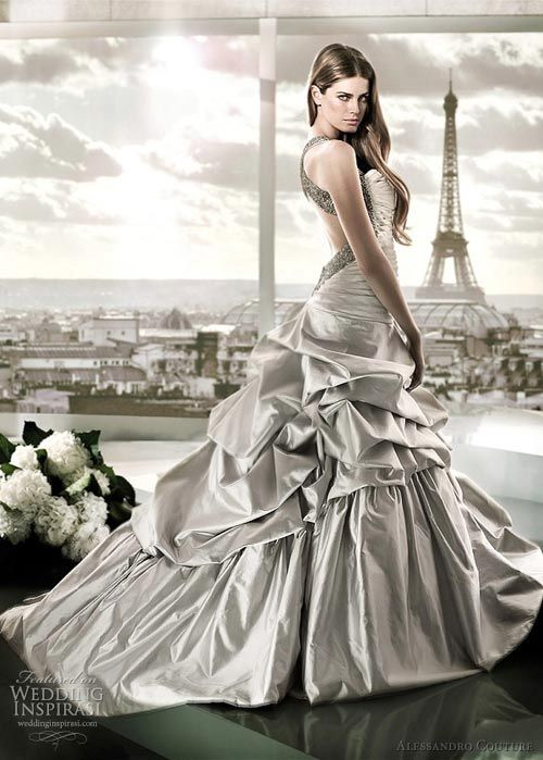 510 best Gorgeous Wedding dresses images on Pinterest