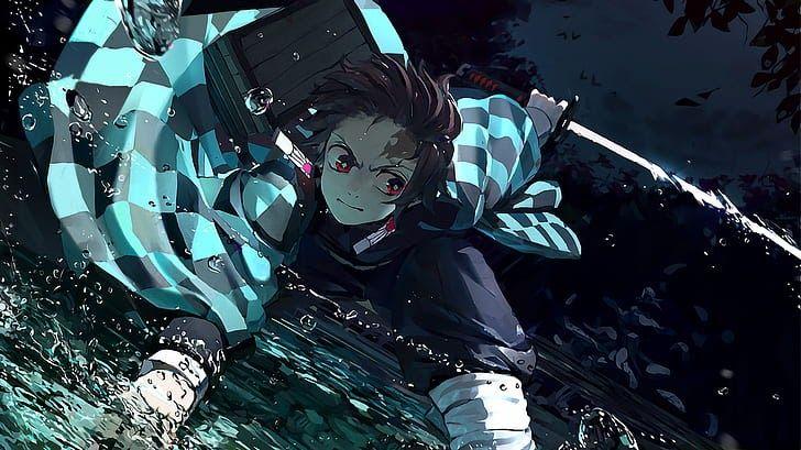 Hd Wallpaper Kimetsu No Yaiba Anime Anime Boys Tanjiro Anime Gallery Wallpaper Of Acg On Th Cool Anime Wallpapers Hd Anime Wallpapers Anime Wallpaper Download