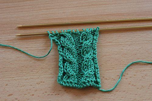 {Vidéo} Comment tricoter des torsades sans aiguille auxiliaire