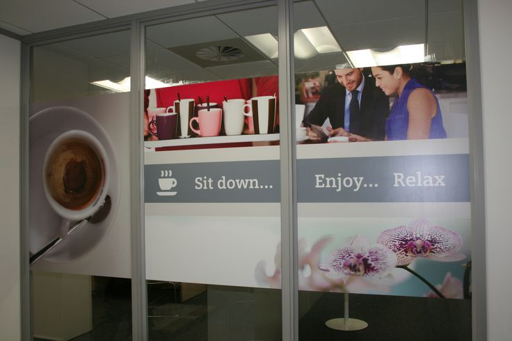 Siemens office signage by 1define