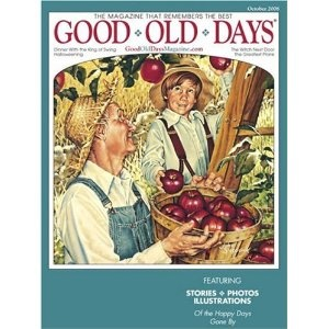 Good Old Days remembers the best of times from the turn of the century on up through the '50s, all straight from the heart. Written by our readers, each new issue brings you feature stories & photos of the greatest generation-heir first-hand experiences, their laughs, their sorrows and much more!