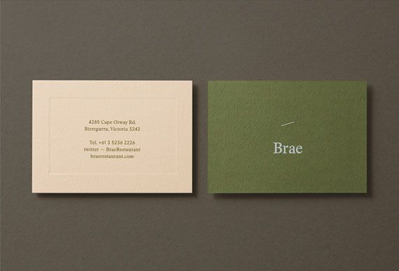 Creative Review - Round's earthy identity for Brae