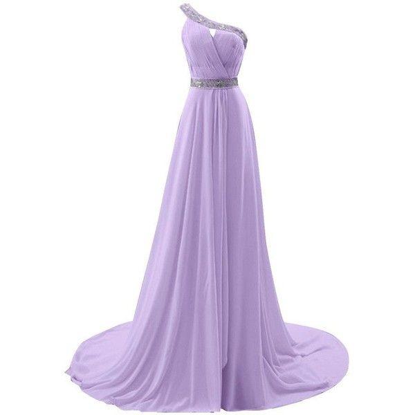 25 Best Ideas About Long Purple Dress On Pinterest