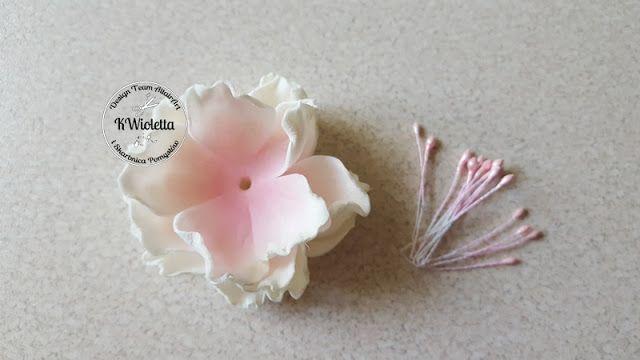 Kurs Na Kwiaty Z Zimnego Foamiranu Paper Flower Tutorial Flower Tutorial Foam Flowers