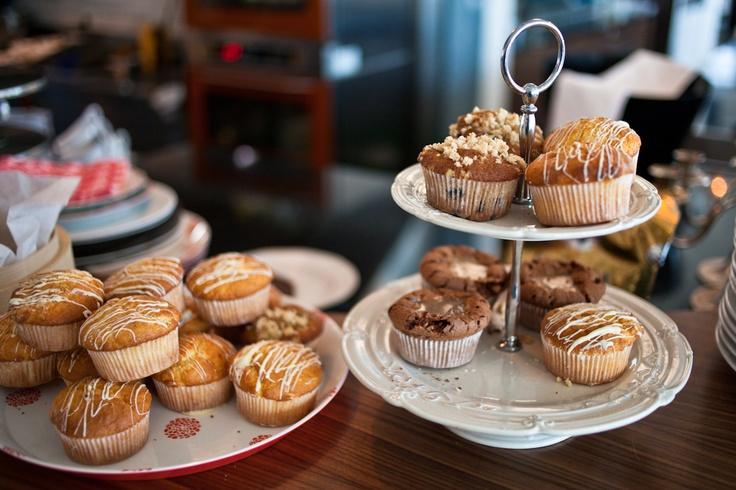 sweet muffins | photocredit: tony gigov | http://www.diefruehstueckerinnen.at