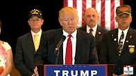 5/31/2016Donald Trump Holds Press Conference at Trump Tower Announces list + amount of Veterans donations much to the sch-grimmest of the media   youtube.com