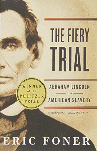 The Fiery Trial: Abraham Lincoln and American Slavery by Eric Foner http://www.amazon.com/dp/039334066X/ref=cm_sw_r_pi_dp_476Aub0B25CWM