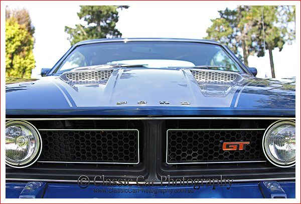 Ford Falcon XB GT - Full Frontal from Classic Car Photography