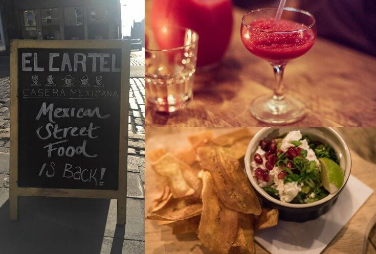 Review: El Cartel – Mexican food and tequila – Edinburgh