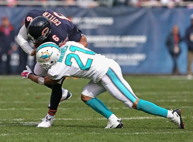 Jay Cutler Exposed by Miami Dolphins' Defense - I4U News