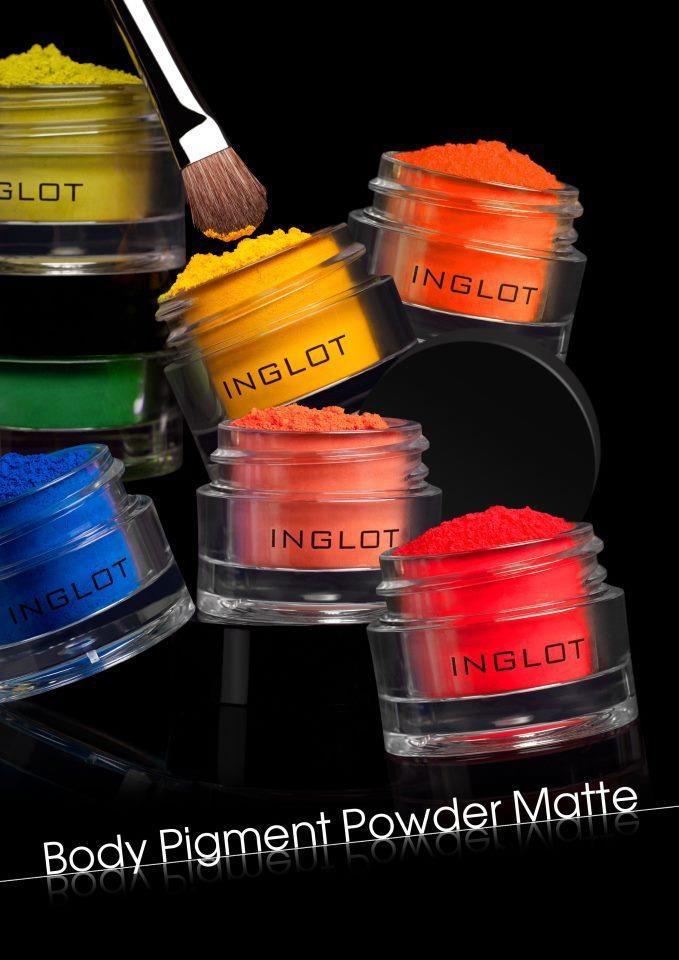 Matte Pigments