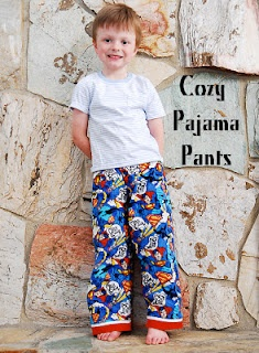 For Boys: lots of sewing ideas and tutorials