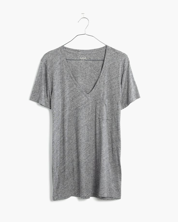 madewell whisper cotton tee.
