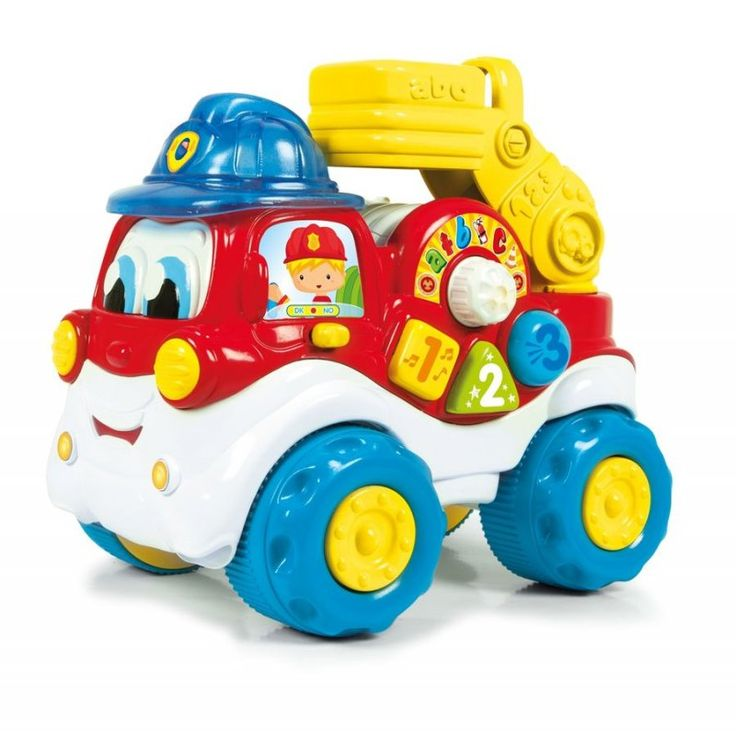 clementoni - brandbil Babylegetøj