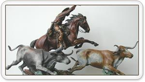 The Trail Boss - History In Bronze - Artesia Mainstreet | Downtown - Artesia, New Mexico
