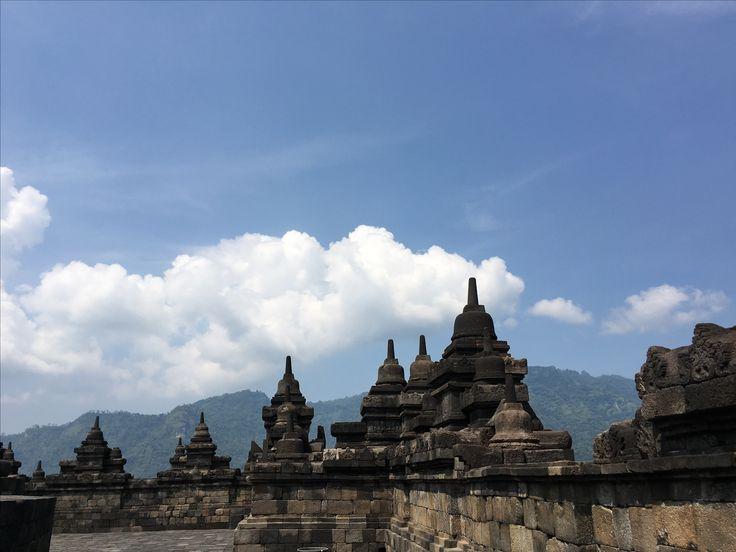 Borobudr Temple