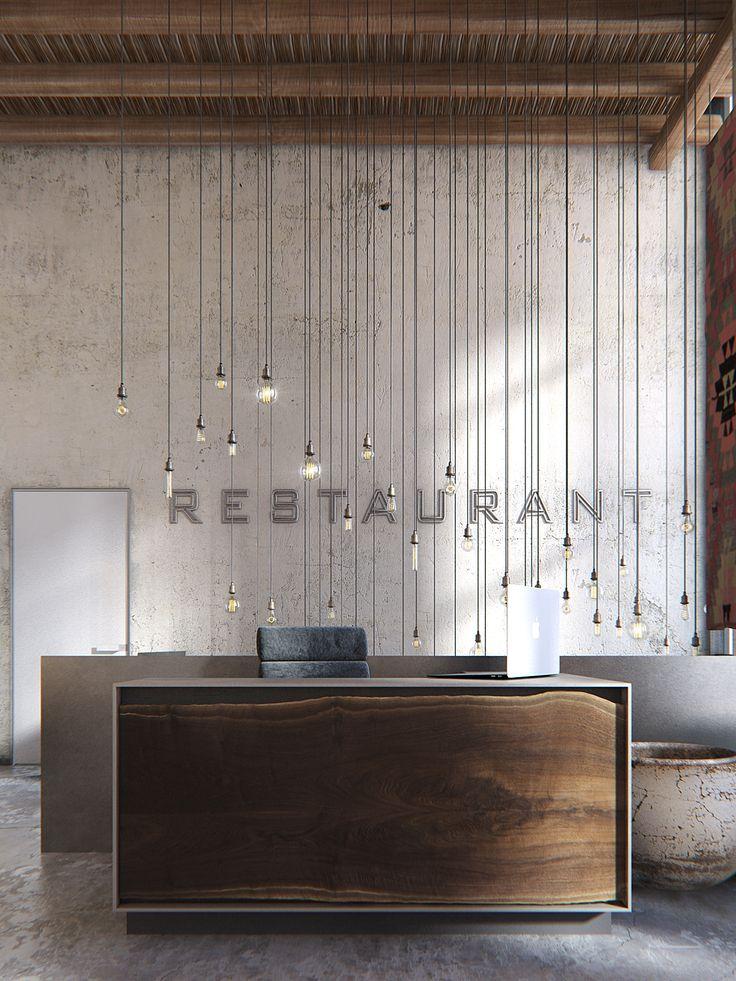 Wabi Sabi Restaurant on Behance