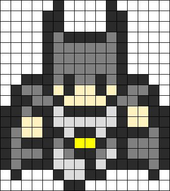 Batman Kandi Pattern