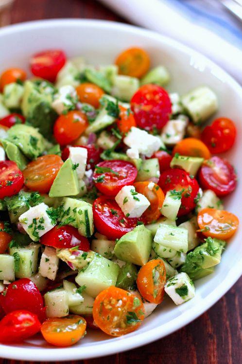 Summer Salad Recipe Round-Up - The Dailey Method