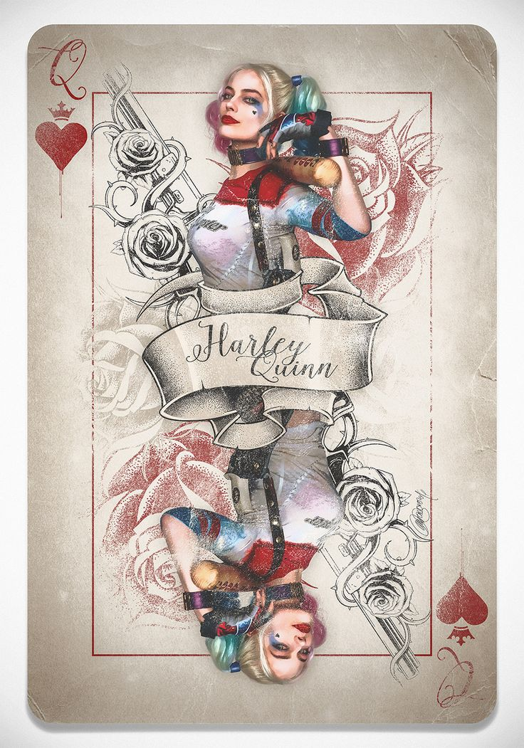 "pixalry: ""Queen Harley - Created by Laura RaceroPrints available at the Artist's Shop. """