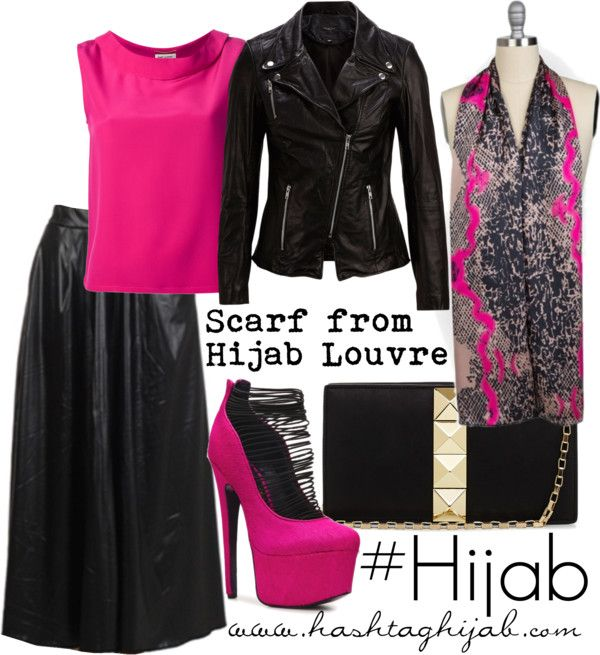 Hashtag Hijab Outfit #243