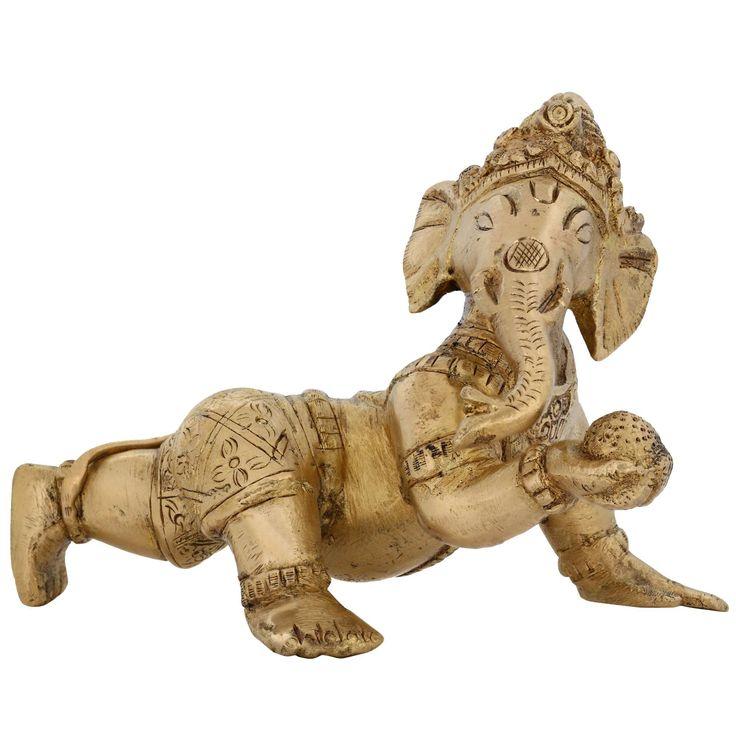 home decor ganesha statue small oriental gift shops – ShalinIndia