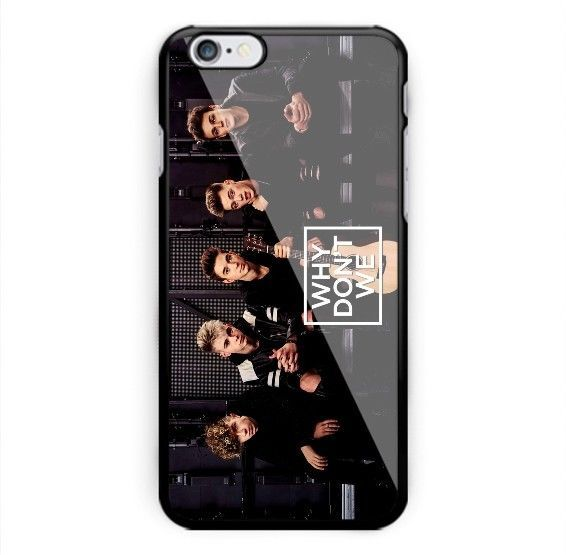 Why Don t We 5 iphone case