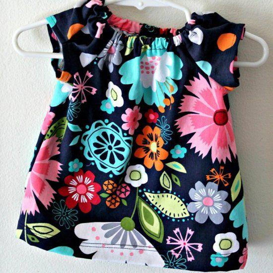 Free Sweet Simple Dress pattern
