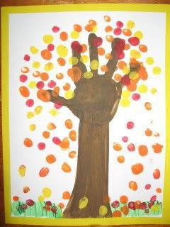 Fall kid crafts