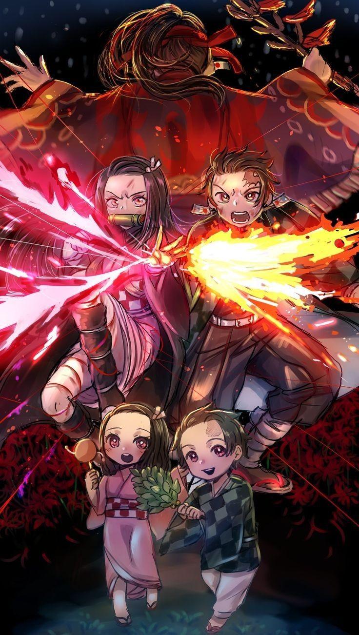 [KnY][Drop] Góc Demon Slayer 7. Trụ cột Anime, Ảnh