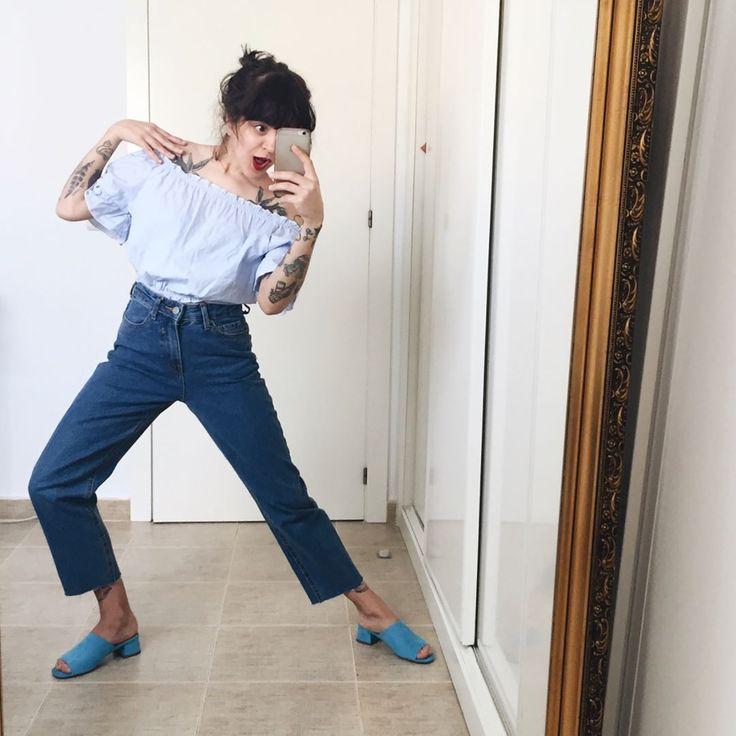 How to strike a pose like a fashion blogger 😂
